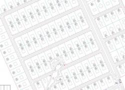 Схема поселка